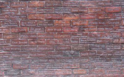 Brick Wall Texture B07