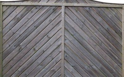Timber Fence Texture W25