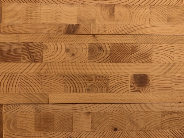 End Grain Wood Texture W26 1