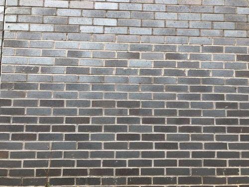 Black Brick wall Texture B09