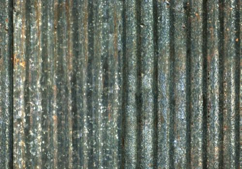 Corrugated Metal Texture M23