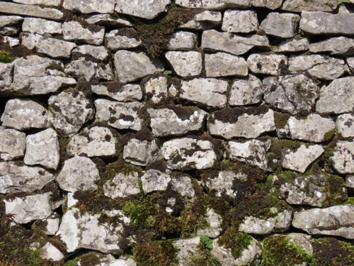 Grey Stone Wall Texture S32