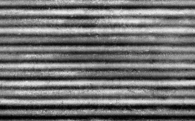 Corrugated Metal M25