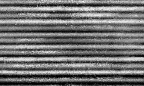 Corrugated Metal M25