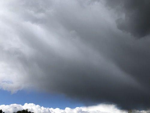 Rain Cloud Sky Texture SK02
