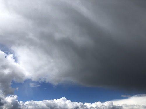 Stormy Sky Image SK04