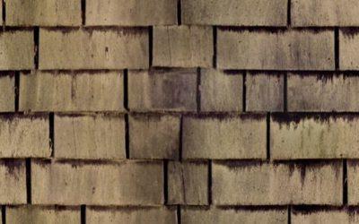 Wood shingles Texture W30