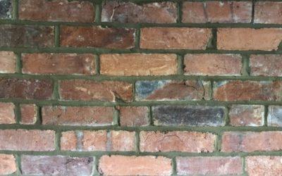Dark Red Brick Texture B019