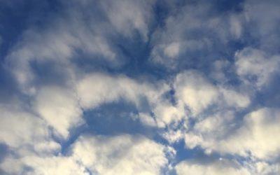 Cloudy Sky Texture SK15
