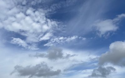 Cloudy Sky Texture SK16