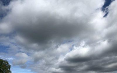 Cloudy Sky Texture SK19