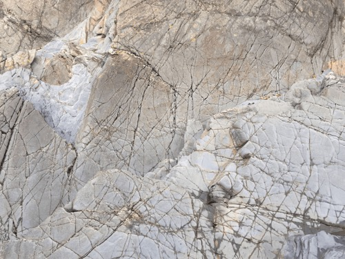Layered Stone Surface Texture ST43