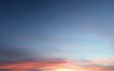 Sunset Sky Image SK17