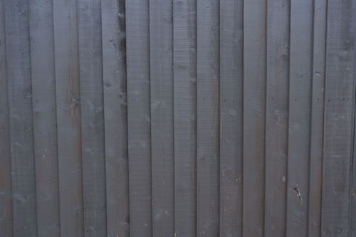 Black Wood Cladding W45