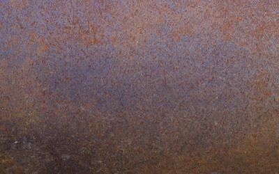 Metal dark rust M44