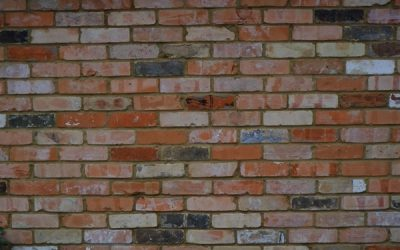 Multi Colour Brick Wall Texture B34