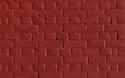 Pure Red Brick Texture B49