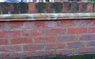 Red brick wall texture B43