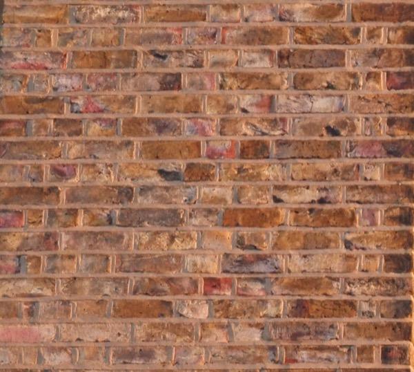 Yellow Brick Wall Texture B54