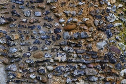 Old Flint Wall Texture ST50