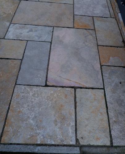 Paving slab texture GR36