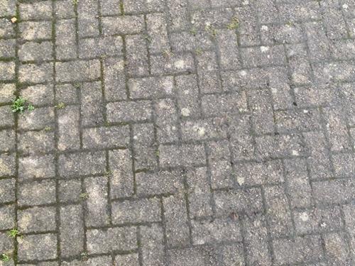 Block paving ground texture GR57