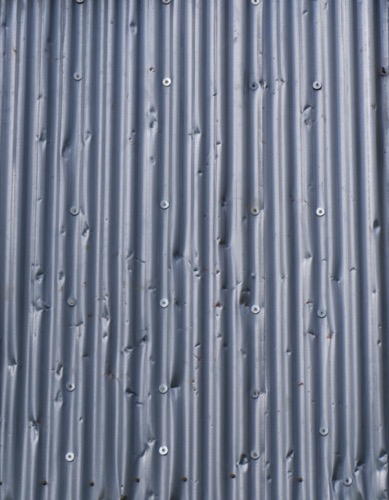 Corrugated Metal Texture M49