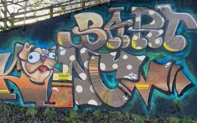 Graffiti Image M60