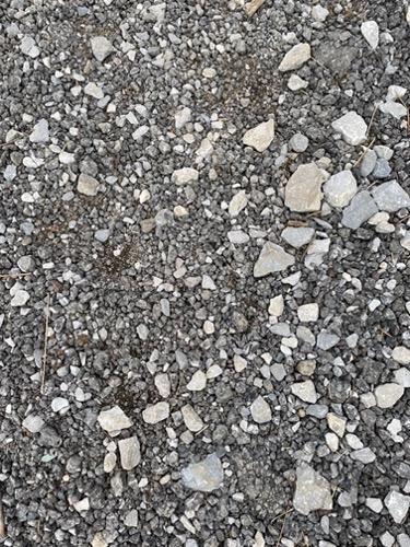 Grey gravel ground texture GR59