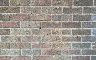 Mixed Brick Wall B61