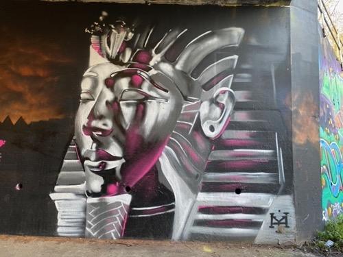 Graffiti Stock image M62