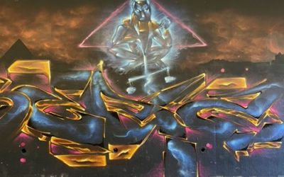 Graffiti Texture image M64