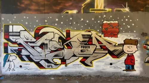 Graffiti stock photo M67